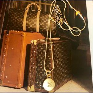 Louis Vuitton LV Charm Necklace